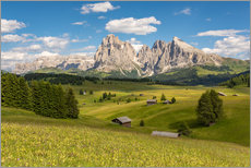 Wall Stickers  Summer in the Dolomites - Michael Valjak