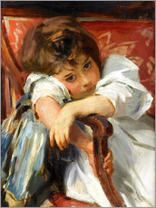 John Singer Sargent - Portrait of a Child