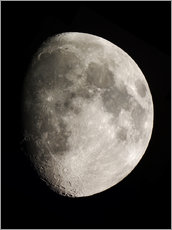 Gallery print  Moon (Telescopic View) - Ulrich Beinert