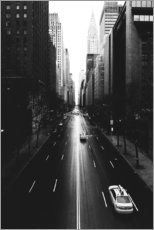 Gallery print  Streets of New York, 42nd Street - Sascha Kilmer