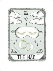 Wall sticker  The Nap - Barlena