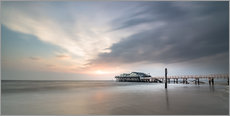 Gallery print  54Brad beach bar in St.Peter-Ording - Heiko Mundel