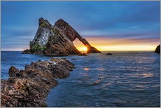 Wall sticker  Sunrise at Bow Fiddle Rock - Reemt Peters-Hein