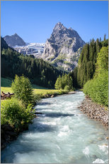 Wall sticker  Bernese Oberland Switzerland - Achim Thomae