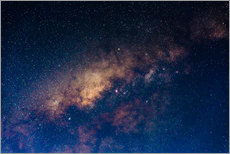 Gallery print  The core of the Milky Way - Fabio Lamanna