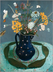 Gallery print  Flower bouquet - Paula Modersohn-Becker