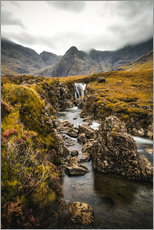 Gallery print  Fairy Pools, Isle of Skye - Sören Bartosch