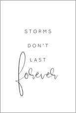 Johanna von Pulse of Art - Storms do not last forever