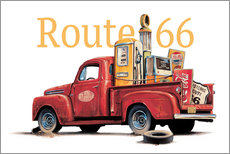 Georg Huber - Route 66 Relics