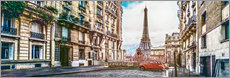 Gallery print  Parisian charm - Art Couture