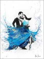 Gallery print  The First Dance - Ashvin Harrison