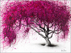Ashvin Harrison - Opulent plum tree