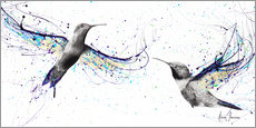 Canvas print  Together We Fly - Ashvin Harrison