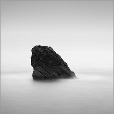 Canvas print  Just a Rock - Thomas Wegner