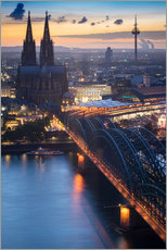 Martin Wasilewski - Evening in Cologne