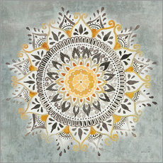 Wall sticker Mandala Delight I