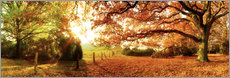 Acrylic glass  Autumn Feelings - Art Couture