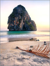 Canvas print  Phra Nang Beach