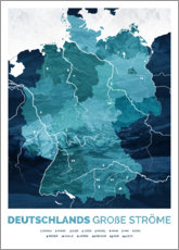 Forex  Germany's big rivers