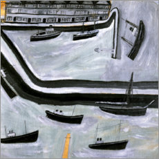Forex  The harbor - Alfred Wallis
