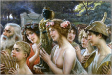 Forex  Procession in honor of Mother Nature - Cesare Saccaggi