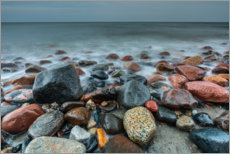 Acrylic print  Colorful Baltic Sea - Mikolaj Gospodarek