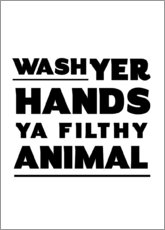 Forex  Wash yer hands - Finlay and Noa