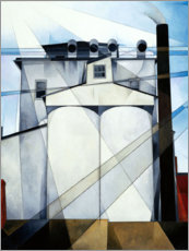 Premium poster  My egypt - Charles Demuth