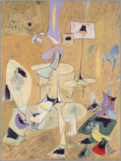 Wall sticker  The Betrothal II - Arshile Gorky