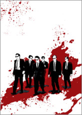 Canvas print  Reservoir Dogs - Nikita Abakumov