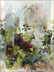 Poster  Garden of Hesperides - Johnny Morant