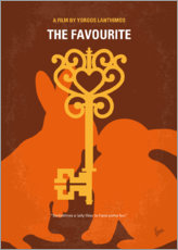Canvas  No1037 My The Favourite minimal movie poster - chungkong