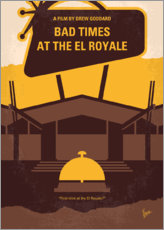 Premium poster Bad Times At The El Royale