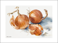 Wall sticker Onions