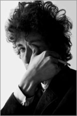 Wall sticker  Bob Dylan II - Celebrity Collection