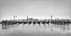 Gallery print  Flooding in Venice - Anke Butawitsch