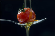 Wall sticker  Tomato and olive oil - Uwe Merkel