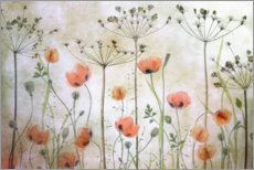Gallery print  Poppy Meadow - Mandy Disher