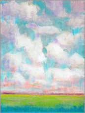 Premium poster  Clouds in Motion I - Tim O'Toole