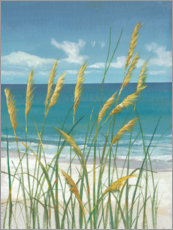 Premium poster Summer Breeze II