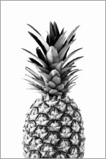 Premium poster  Pineapple - Art Couture