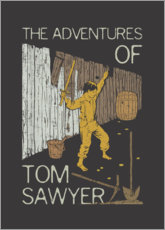 Premium poster Tom Sawyer