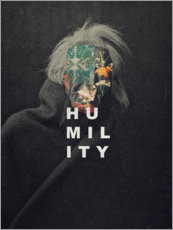 Gallery print  Humility - Frank Moth