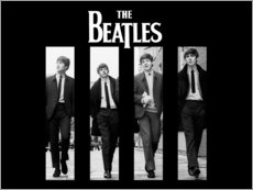 Premium poster The Beatles