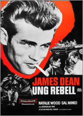 Wall sticker  Rebel Without a Cause - Entertainment Collection