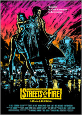 Premium poster Streets of Fire