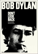 Premium poster  Bob Dylan - Don't Look Back - Entertainment Collection