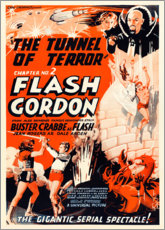 Premium poster Flash Gordon
