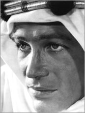 Premium poster Peter O'Toole - Lawrence of Arabia