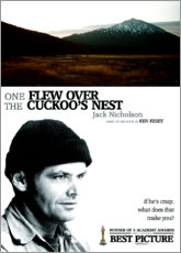 Premium poster One Flew Over the Cuckoo's Nest